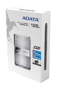 ADATA DashDrive Elite SE720 External SSD 128GB